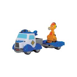 Dickie Toys Actionfigur Helden der Stadt - Spielset Helfer der Straße