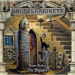 Die Squaw von Bram Stoker als Hörbuch CD von Bram Stoker