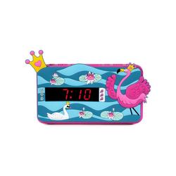 BigBen Radiowecker Kids Wecker R15 - Princess, 3D-Dekor