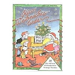 Ricos Weihnachtslieder  für Klavier - Buch