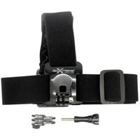 easyPIX GoXtreme Head-Strap-Mount Kopfband-Halterung Passend für Actioncams