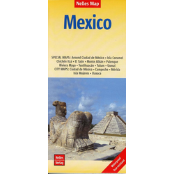 Mexico 1 : 2 500 000