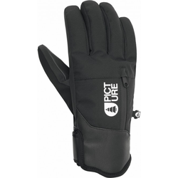 PICTURE MADSON Handschuh 2021 full black - 12