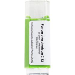 FERRUM PHOSPHORICUM C 12 Globuli 2 g