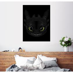 Posterlounge Wandbild, Nachtschatten 70 cm x 90 cm