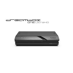 Dreambox Dreambox One Ultra HD 2x DVB-S2X Multistream Tuner Satellitenreceiver