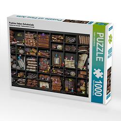 Pankies lieben Schokolade Lege-Größe 64 x 48 cm Foto-Puzzle Bild von Heike Langenkamp Puzzle