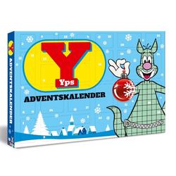 Asmodee Schmuck-Adventskalender YPS Adventskalender mit 24 Gimmicks