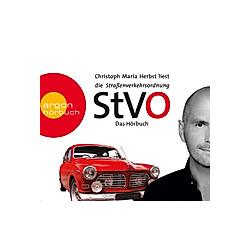 Die Straßenverkehrsordnung (StVO) - Hörbuch