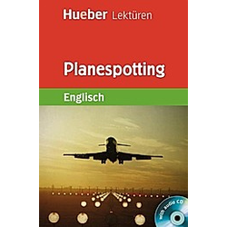 Planespotting  m. Audio-CD. James Bean  - Buch