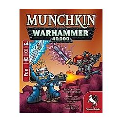 Munchkin Warhammer 40.000 (Spiel)