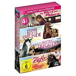 Verrückt nach Pferden - Die ultimative Pferdebox - DVD  Filme