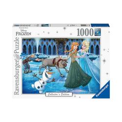 Ravensburger Puzzle Puzzle Die Eiskönigin, 54 Teile, Puzzleteile