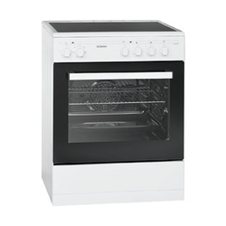 Bomann EHC 3558 Elektro-Standherde - Weiß