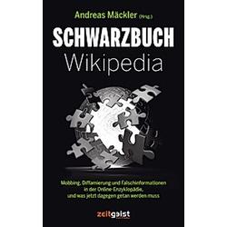 Schwarzbuch Wikipedia - Buch