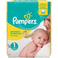 Pampers New Baby 2-5 kg 72 Stück