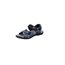 Sandalen Rieker blau