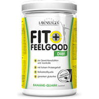 Fit+Feelgood Slim Banane-Quark Pulver 430 g