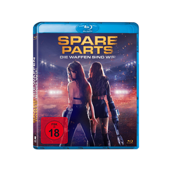 Spare Parts - Die Waffen sind wir Blu-ray