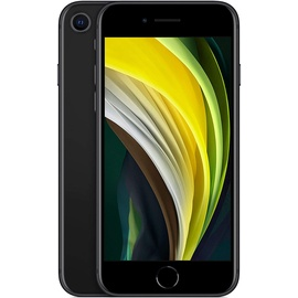 Apple iPhone SE 2020 64 GB schwarz