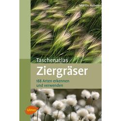 Taschenatlas Ziergräser als Buch von Martin Haberer