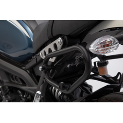 SW-Motech SLC Seitenträger links - Yamaha XSR 900 (15-) / Abarth (17-).
