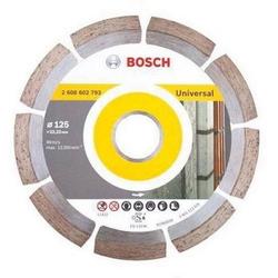 BOSCH Diamanttrennscheibe Diamanttrennscheibe Bosch Universal 125x22,23x1,6