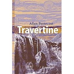 Travertine. Allan Pentecost  - Buch