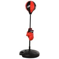 Homcom Kinder Punchingball-Set mit Boxhandschuhe