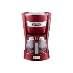 DeLonghi ICM 14011.R Kaffeemaschine rot