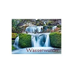 Wasserwunder (Wandkalender 2021 DIN A3 quer)