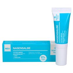 DERMASEL Therapie Totes Meer Nasensalbe 10 ml