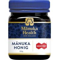 Hager Pharma GmbH Manuka Health MGO 550+ Manuka Honig