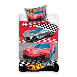Bettwäsche Hot Wheels Kinderbettwäsche 135 x 200 cm, Mattel®
