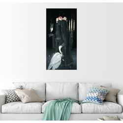 Posterlounge Wandbild, Die Gesegneten 20 cm x 40 cm