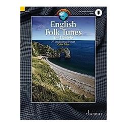 English Folk Tunes  for Ukulele - Buch