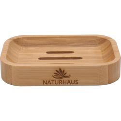 NATURHAUS Bambus Seifenschale