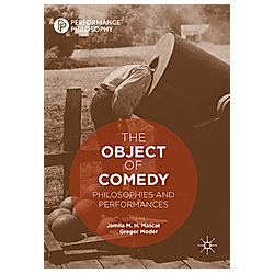 The Object of Comedy - Buch