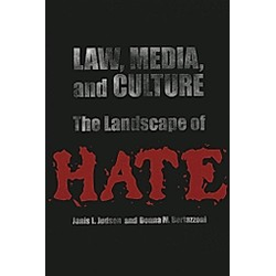 Law  Media  and Culture. Janis L. Judson  Donna M. Bertazzoni  - Buch