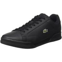 Lacoste Twin Serve 0721 2 Sma Sneakers Low Sneaker schwarz 46.5