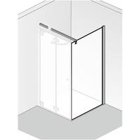 HSK K2P Seitenwand 160 x 200 cm (2198160-41-50)
