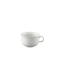 Thomas Porzellan Tasse Trend Weiß Tee-Obertasse, Porzellan