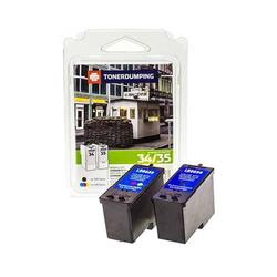 Druckerpatrone kompatibel zu Lexmark 34 und 35
