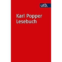 Karl Popper Lesebuch. Karl R. Popper  - Buch