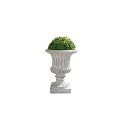 HTI-Line Pflanzkübel Pflanzkübel Athene mit Buchsbaumkugel (1 Stück)