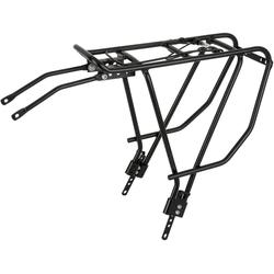 FOX PARTS Fahrrad-Gepäckträger, 3-fach Strebe schwarz