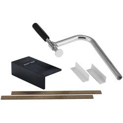 SJÖBERGS Werkzeug-Zubehör-Set Nordic, Hobby, Junior/Sen Hobelbank, Alu/Stahl silberfarben