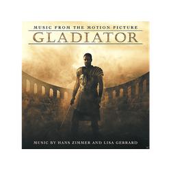 VARIOUS - GLADIATOR (CD)