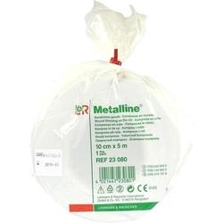 METALLINE Rolle 10 cmx5 m 1 St.