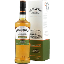 Bowmore Small Batch Islay Single Malt Whisky 0,7l